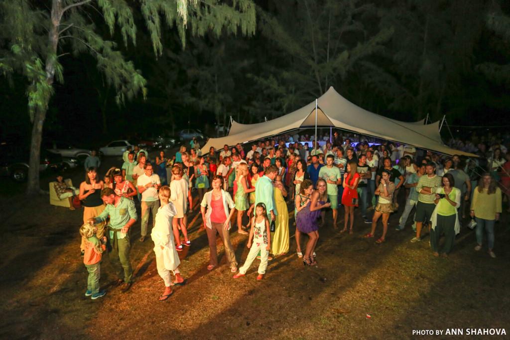 Вечеринки на пляже в ЛеМорне