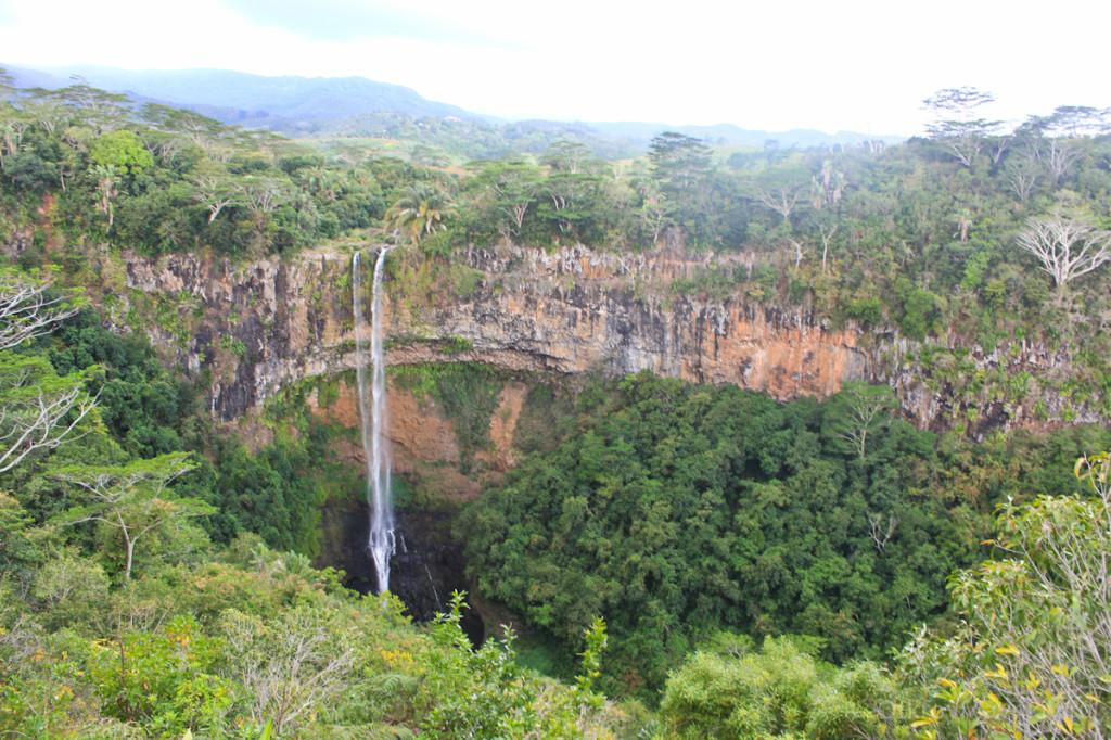 Водопады в национальном парке. маврикий экскурсии отзывы и цены