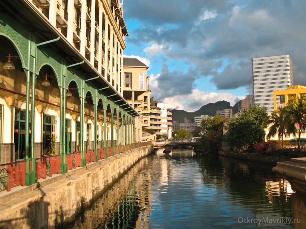 Столица Маврикия Порт Луи - порт и исторический центр. маврикий экскурсии отзывы