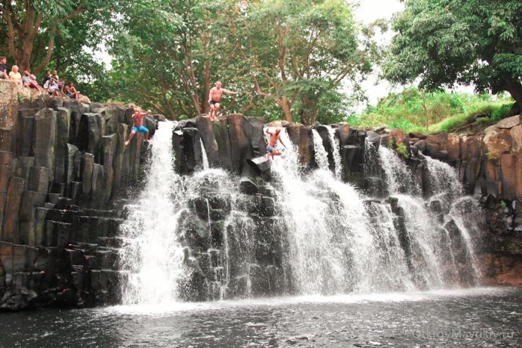 Водопад Рочестер. маврикий экскурсии отзывы