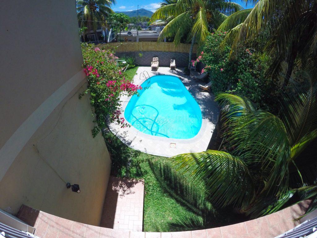 """Вилла """"Колибри"""" с бассейном возле пляжа на Маврикии"""