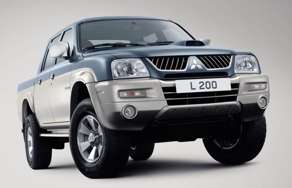 Mitsubishi L200 2006