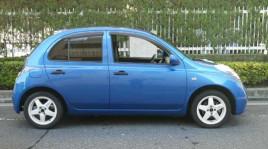 Nissan Micra (2008-2013)