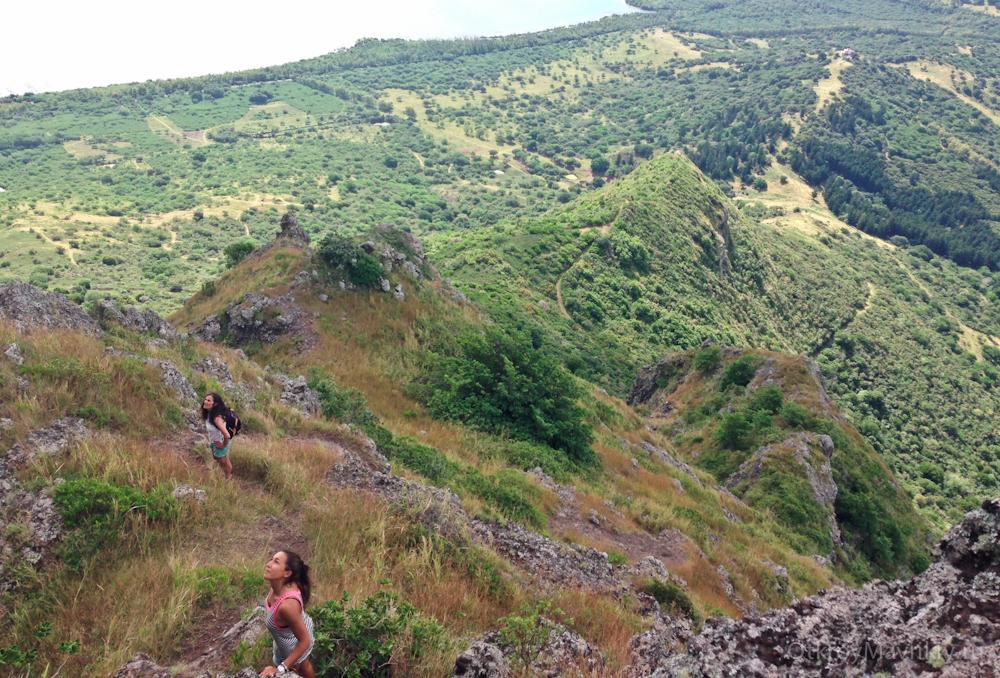 Пройдена большая часть пути на гору ЛеМорн