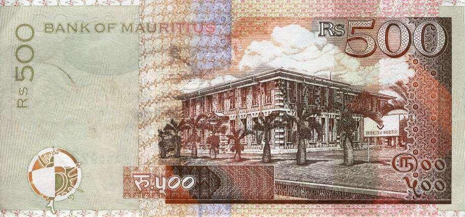 Mauritius rupee