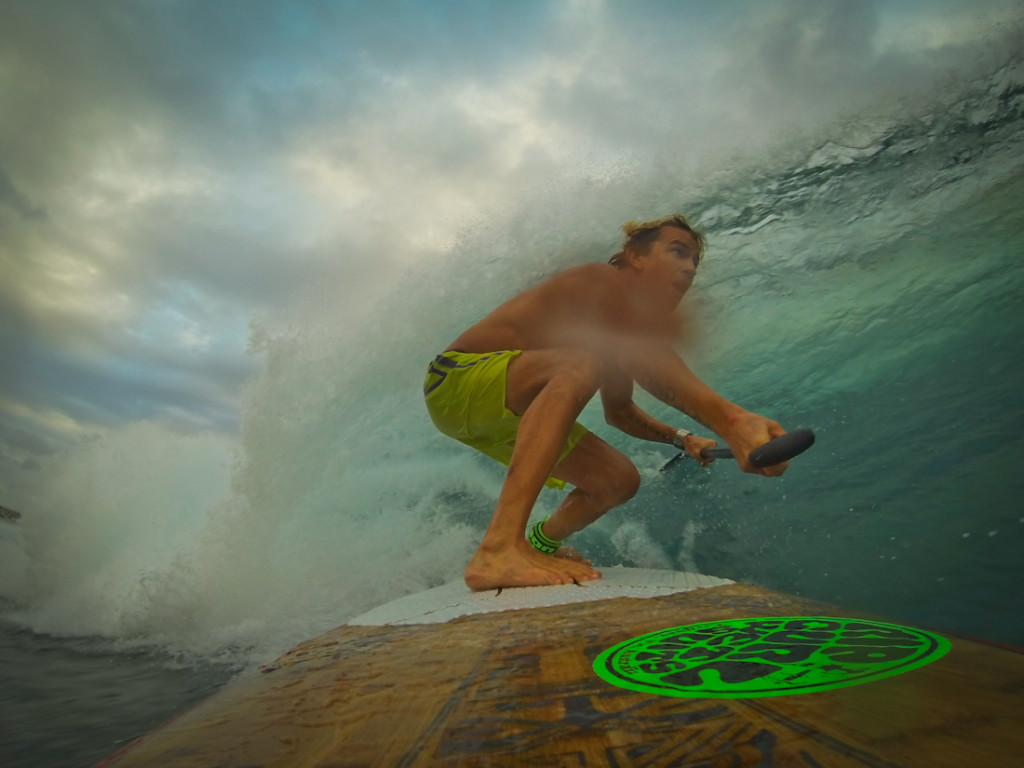 серфинг лагерь на Маврикии