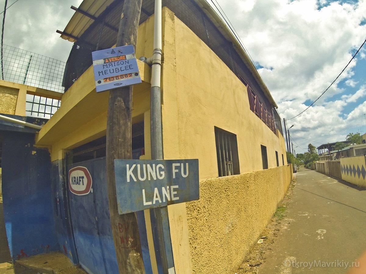 Чего только не встретишь в Порт Луи на Маврикии