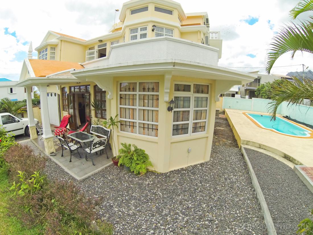 Стоимость аренды виллы на Маврикии