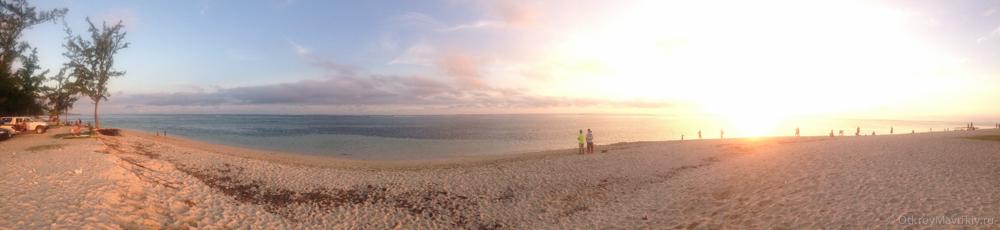 Панорамы Маврикия: Ле Морне