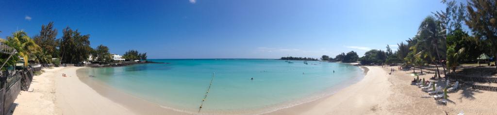 Пляж Перебейр - северное побережье Маврикия