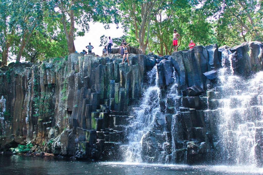 Водопад Рочестер. Маврикий