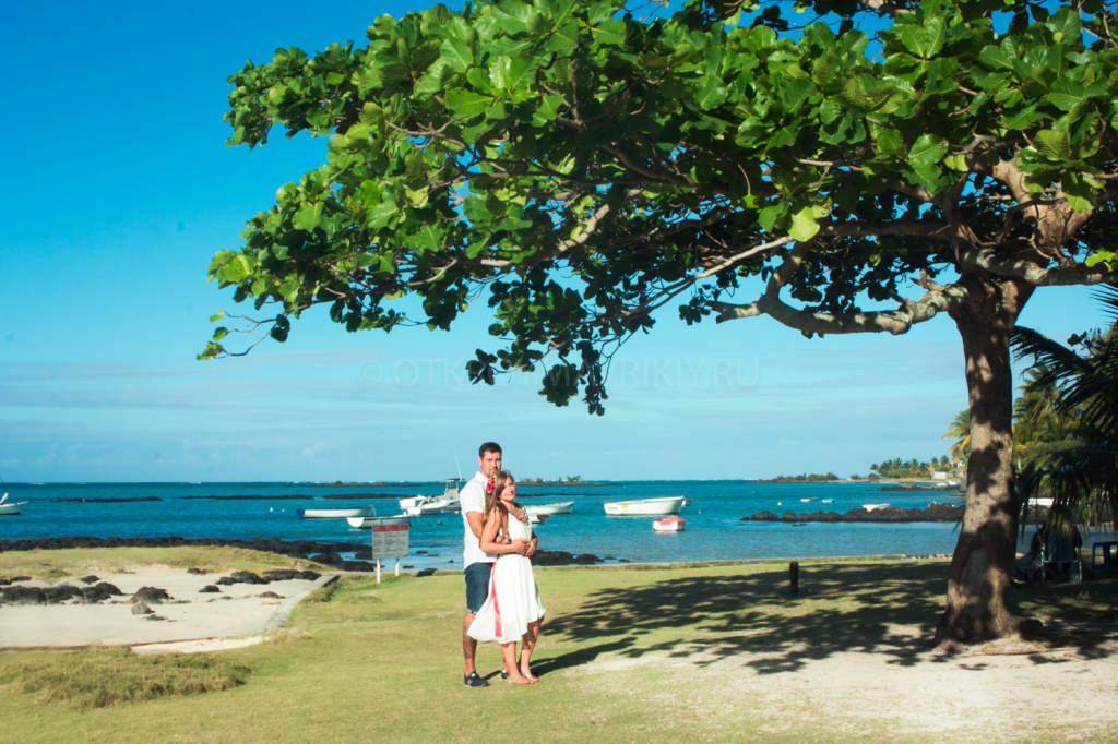 Свадьба на Маврикии фотограф