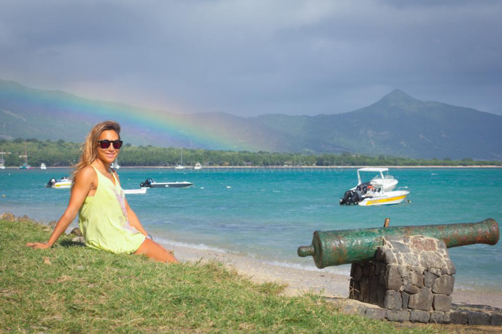 Юго-западное побережье Маврикия. Фото Сергей Мысовский