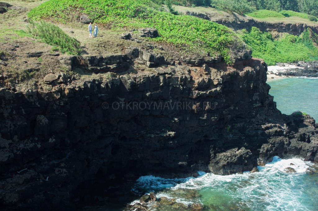 Фотограф на Маврикии