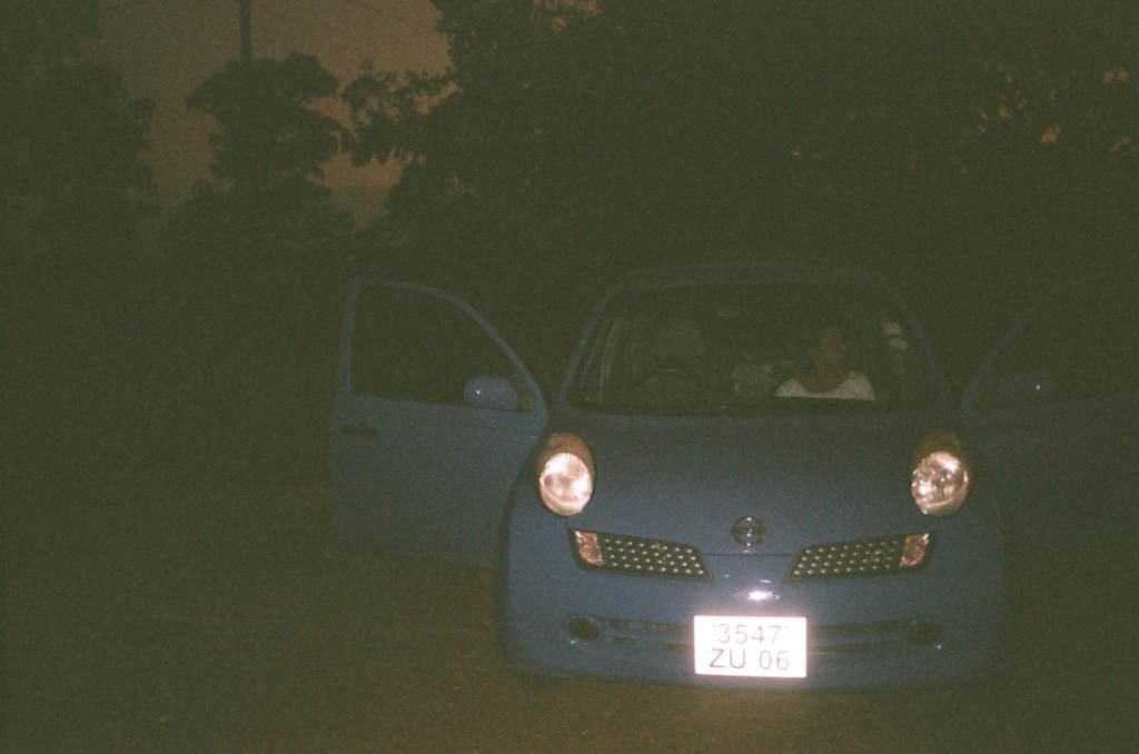 Ниссан Микра - самая популярная машина на Маврикии