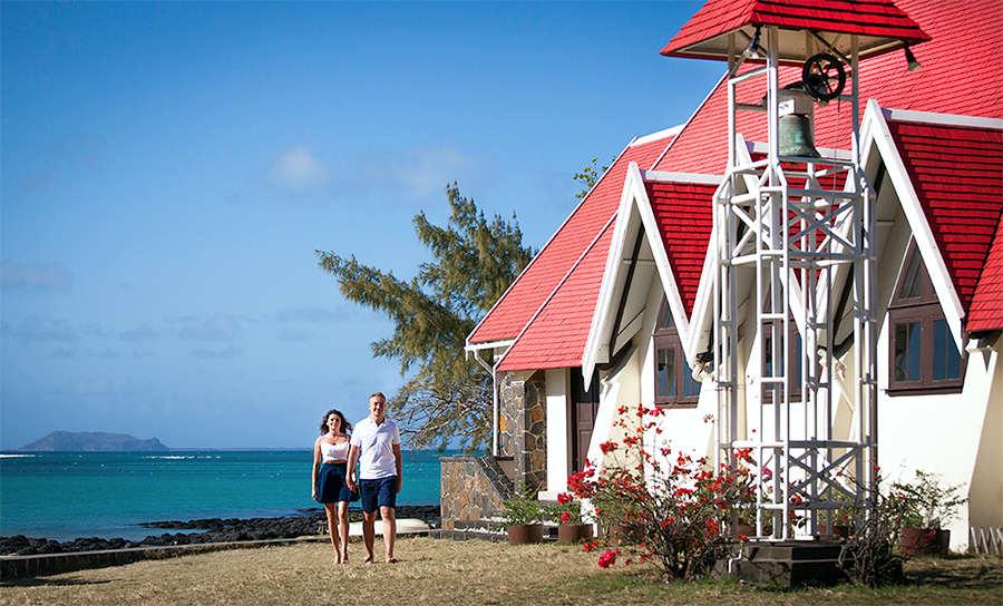 Фотограф на Маврикии - Cap Malheureux