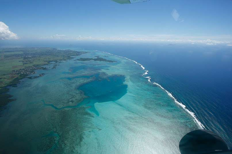 Дайвинг на Маврикии: можно выбрать мелководные или глубоководные места