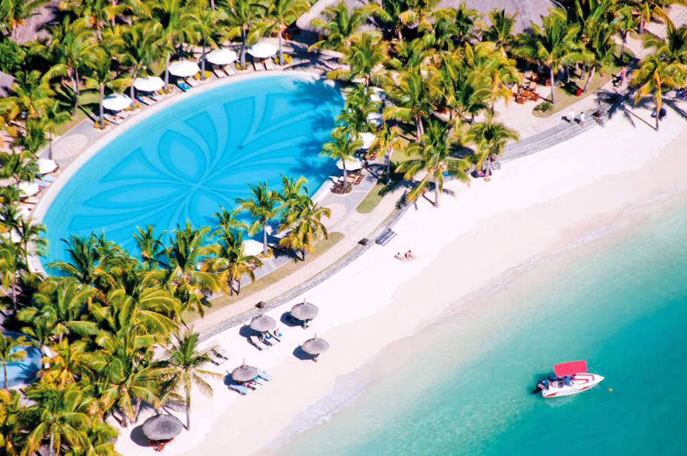Paradis Beachcomber отель 5 звезд на Маврикии