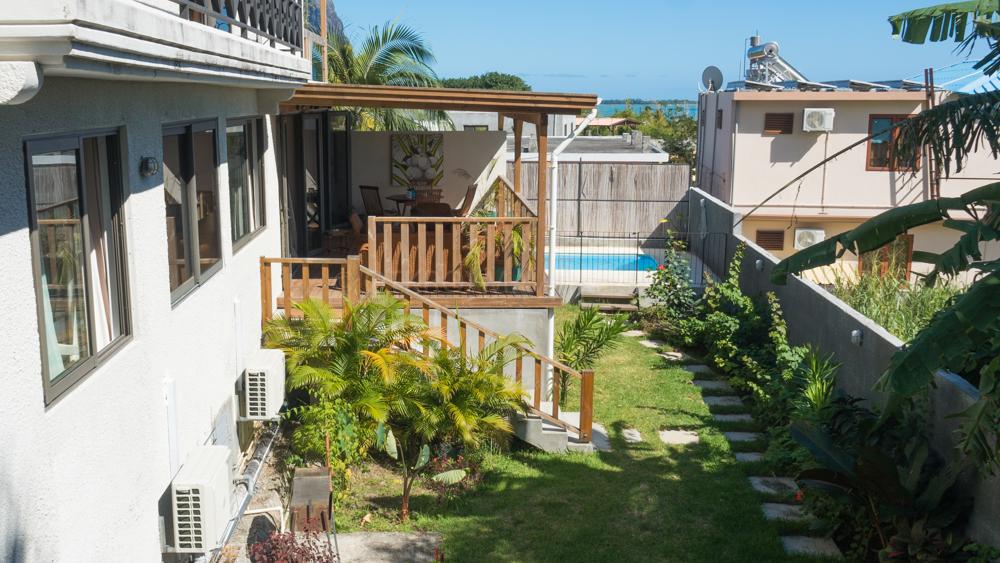 """""""Плато Руж"""" апартаменты с бассейном (вилла) и шикарным видом на океан."""
